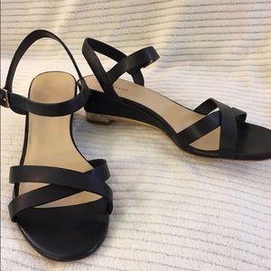 Cole Haan black dress Sandals